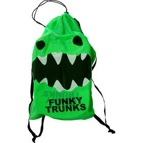 Funky Trunks Torba z siateczki na sprzęt, mad monster